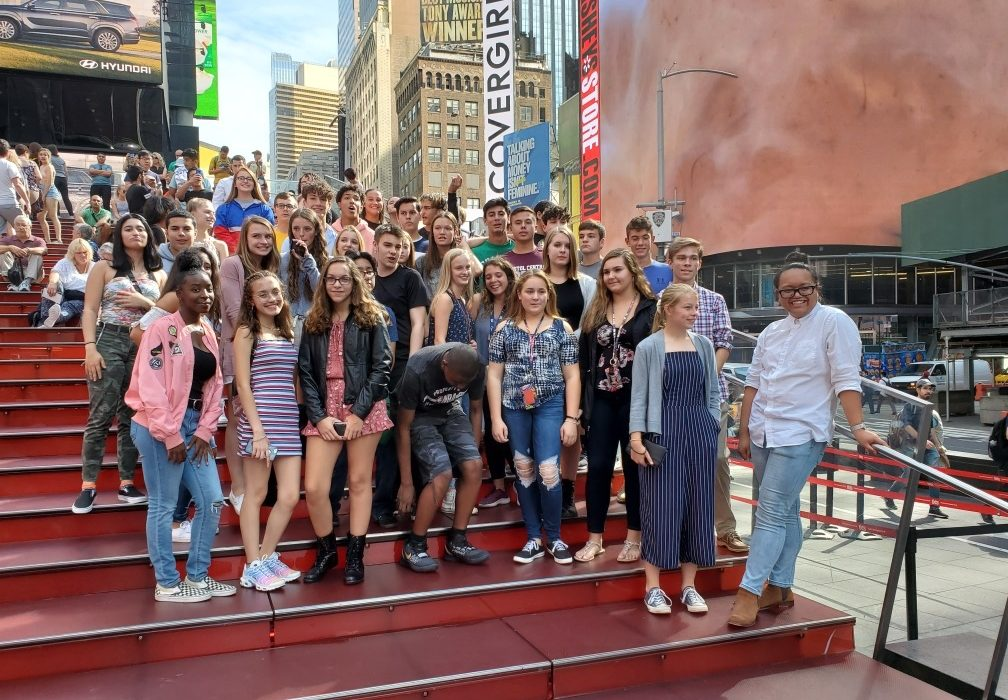 "TWI Broadway Trip: ""To Kill a Mockingbird"""